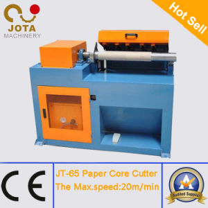 Small Paper Tube Cutting Machine pictures & photos