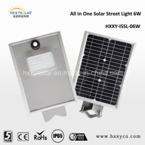 6W LED Solar Power Outdoor Street Bright Light Express China pictures & photos