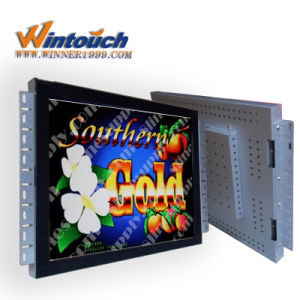 CGA-VGA Pot of Gold WMS 19′′ 22′′ LCD Monitor with Bezel