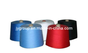 Polyester Staple Fiber Colored Yarn