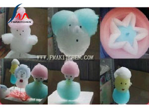 Cotton Candy Station, Can Make Flowers, Animals, Many Kind of Shapes pictures & photos