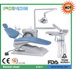 S1917 Best Selling CE Approved Dental Chair Foshan pictures & photos