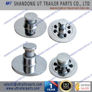 "3.5""/ 90mm Forging King Pin for Semi Trailer, Trailer and Truck pictures & photos"