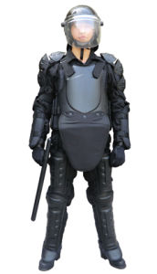 Military Police Anti Riot Suit Jq-150 B pictures & photos