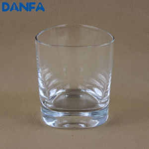 8oz / 240ml Triangle Whisky Drinking Glass