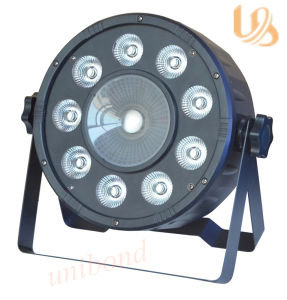 9*3W LED Stage PAR Light with Different Stage Efficiency pictures & photos