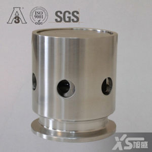 Stainless Steel Sanitary Pressure Vacuum Valves pictures & photos