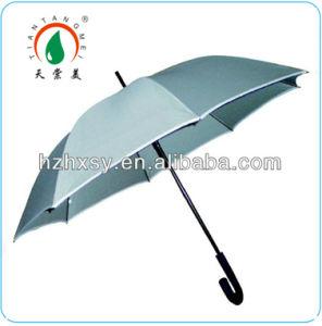 Long Auto Straight Golf Advertising Umbrella
