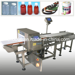 Combo of Metal Detector and Check Weigher pictures & photos