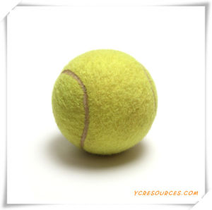 High Quality Full Color or Print Tennis Ball for Promotion pictures & photos