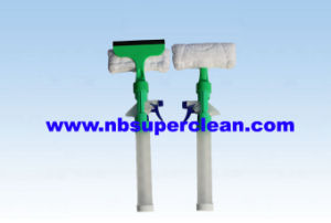 Plastic Spraying Windows Squeegee (CN2405) pictures & photos