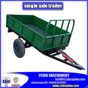 Farm Trailer in Rear Dumping Type pictures & photos