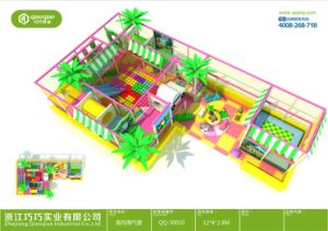 2014 Children Indoor Playground Equipment with GS Certificate (QQ-30010) pictures & photos