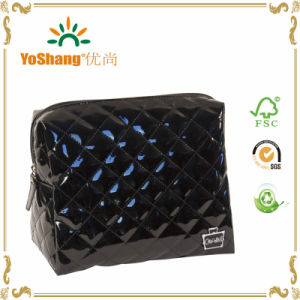 Custom Makeup Travel Promotional Fashion PU Cosmetic Bags, PVC Make up Brushes Bag pictures & photos