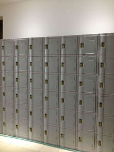 High Quality Stadium Locker From China pictures & photos