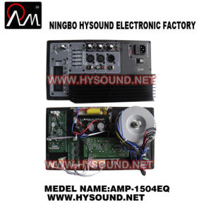 Amplifier (AMP-1504EQ)