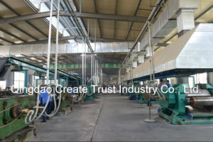 Two Roll Rubber Refining Mill for Rubber Filtration pictures & photos