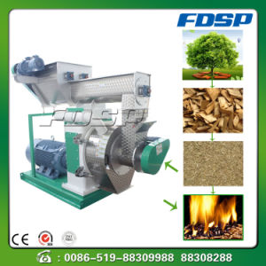 Long Service Life Wood Pellet Press Sawdust Pelletizer Bamboo Powder Pellet Machine pictures & photos