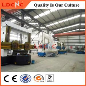 High Accuracy Single Column CNC Vertical Lathe Price pictures & photos
