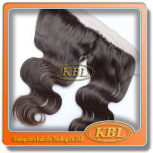 Full Brazilian Virgin Hair Lace Frontal pictures & photos