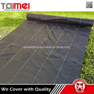 Anti-UV Landscape Fabric PP Woven Agricultural Weed Control pictures & photos
