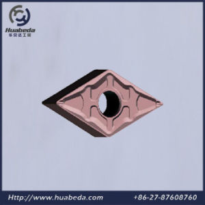 Coated Tungsten Carbide Cutting Inserts, Cemented Carbide Turnining Inserts, DNMG pictures & photos