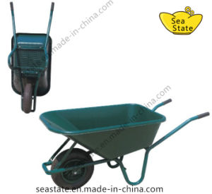 Wb6414 Wheel Barrow for Construction Building
