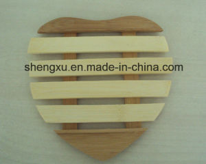 Bamboo Mat for Tableware and Bowl (SX-CH37) pictures & photos