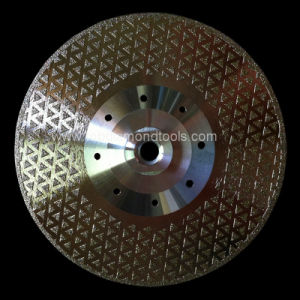 Diamond Saw Blade Tools for Cutting Granite Marble Concrete pictures & photos