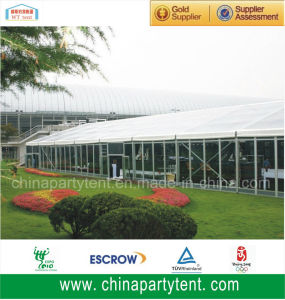 Big Tent for 500 People Luxury Wedding Party Marquee Tent