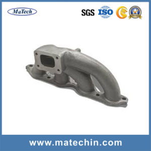Foundry Custom Ductile Iron Casting Exhaust Manifold pictures & photos