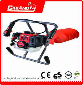 Garden Tools Manual Earth Auger Machine for Digging Hole pictures & photos