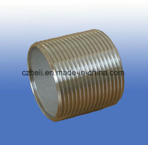 Sch40 Stainless Steel Welding Pipe Nipple pictures & photos