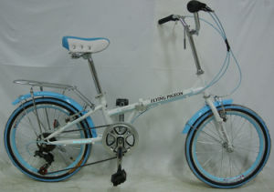 """Economic 7-Speed 20"""" Steel Foldable City Bike (FP-KDB-ST027) pictures & photos"""