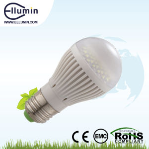 New Product Motion Sensor 3W LED Lamp Epristar Chips LED Bulb 85-265V Warm and Cool White