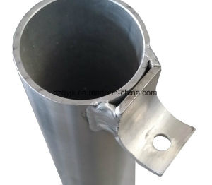 aluminum Welding Part Metal Tube Fabrication pictures & photos