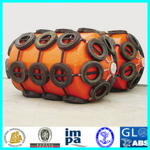 EVA Foam Filled Fender with Tyre Net pictures & photos