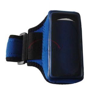 Neoprene Arm Banded Mobile Phone Bag for iPhone (MC030) pictures & photos