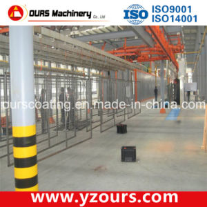 Best Quality Overhead Chain Conveyor for Aluminium Profiles pictures & photos