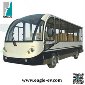 Electric Buses, 11 Seats, Aluminum Hard Door, Eg6118kaf pictures & photos