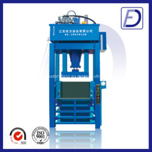 Non Metal Baler Baling Machine for Cardboard Paper Wood pictures & photos