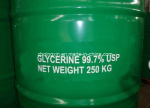 Refined& Crude Glycerine (70% 80% 98% 99% 99.5% 99.7%) pictures & photos