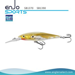 New School Fish Fishing Tackle Fishing Lure with Vmc Treble Hooks (SB1370) pictures & photos