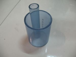 Transparent PVC Pipes with Size Dn15-Dn100 for Water Treatment