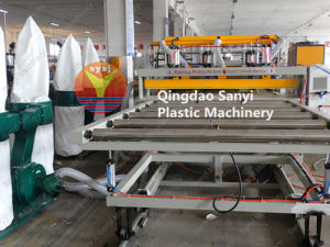 Wood Plastic Foaming Sheet Making Machine pictures & photos