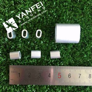 DIN3093 Aluminium Sleeves Ferrules for Wire Rope pictures & photos