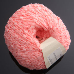 Polyester Ladder Yarn pictures & photos