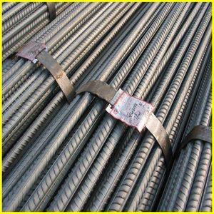 Hot Rolled Steel Rebar pictures & photos