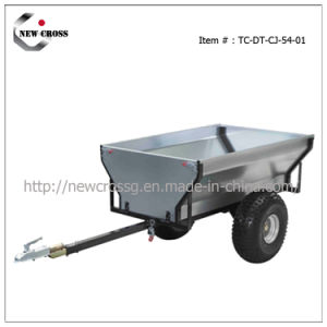 Garden / Box Trailer (NCG-005-DT-CJ-54-01)
