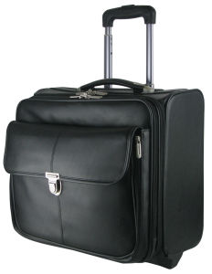 Business Style Luggage Bags Laptop Bag Trolley Case (ST7014) pictures & photos